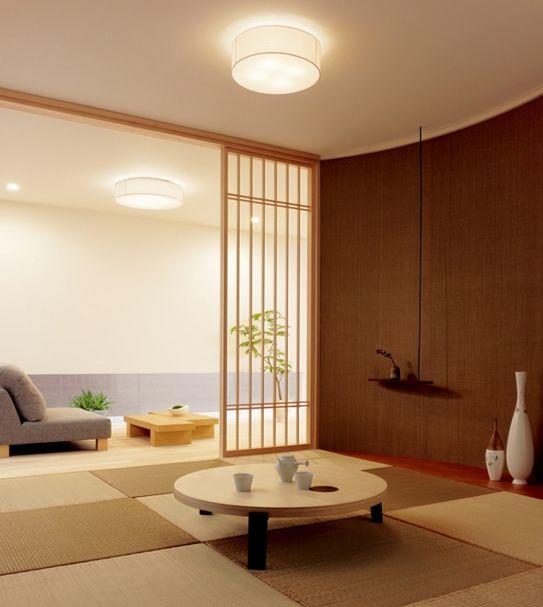 modern japanese house interior photo - 5
