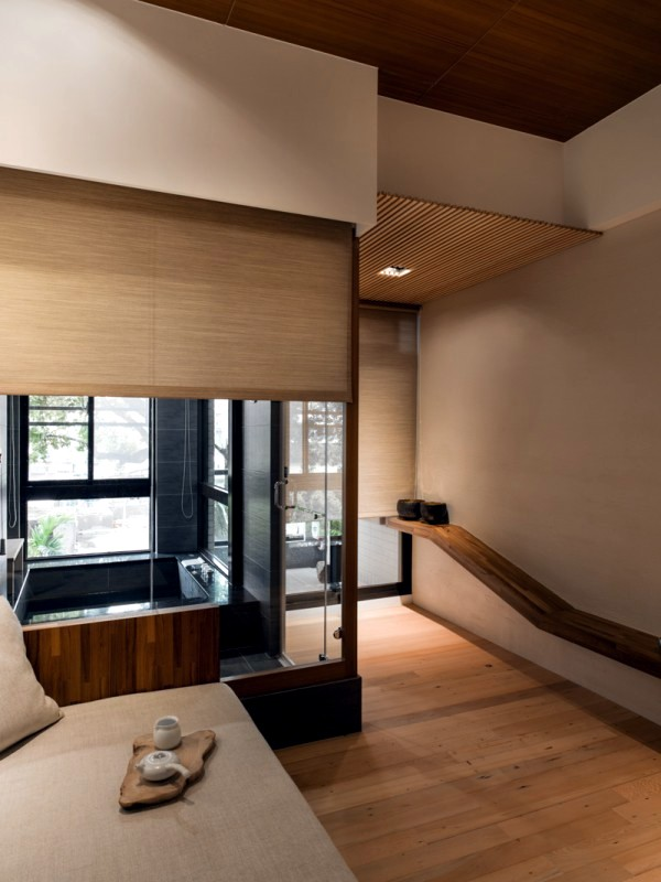 modern japanese house interior photo - 6