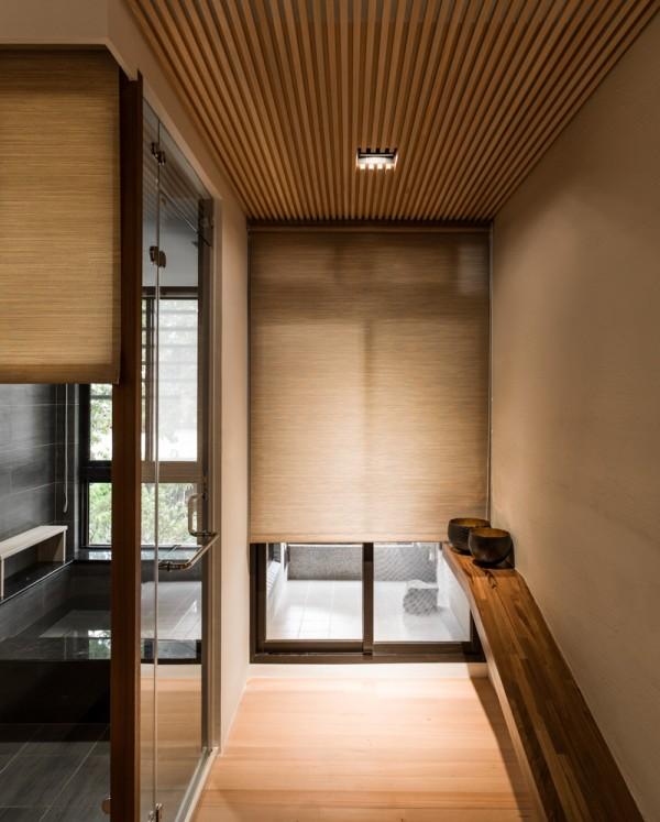 modern japanese house interior photo - 8