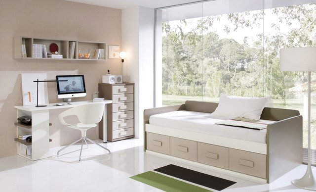 Modern Kids Bedroom Furniture Sets Photo 4
