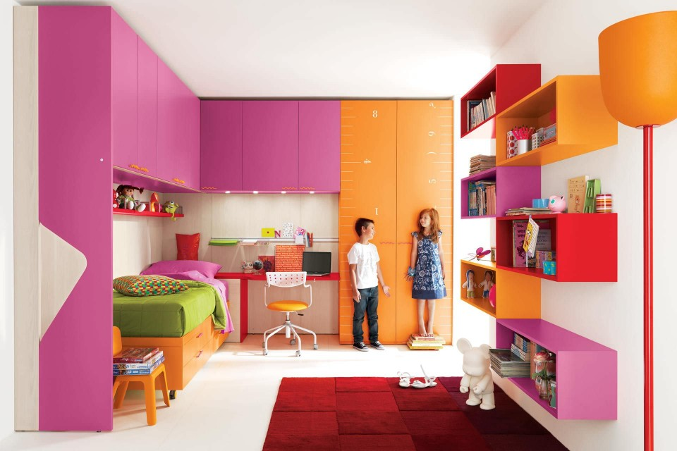 modern kids furniture design photo - 3