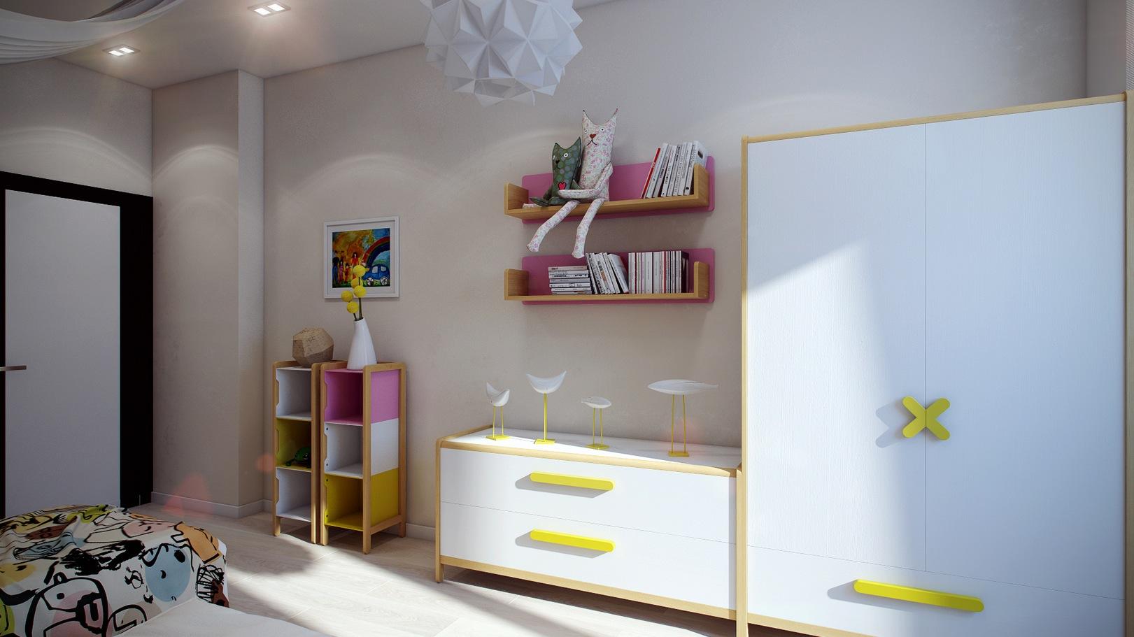 modern kids furniture design photo - 7