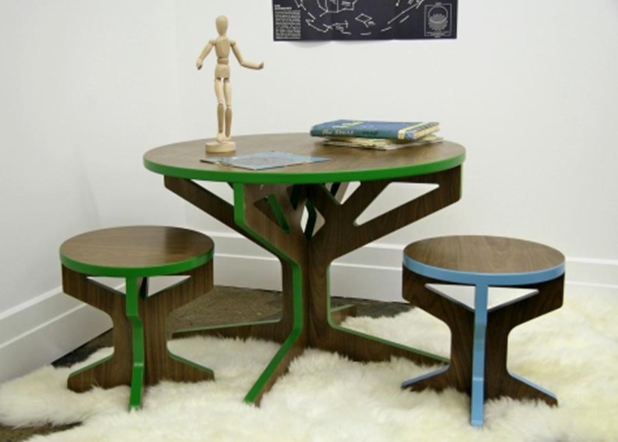 modern kids furniture design photo - 8