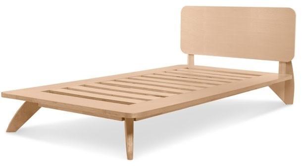 modern kids furniture twin bed photo - 2