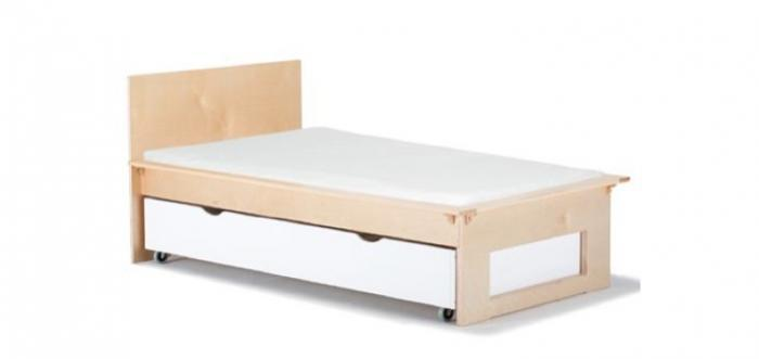 modern kids furniture twin bed photo - 4