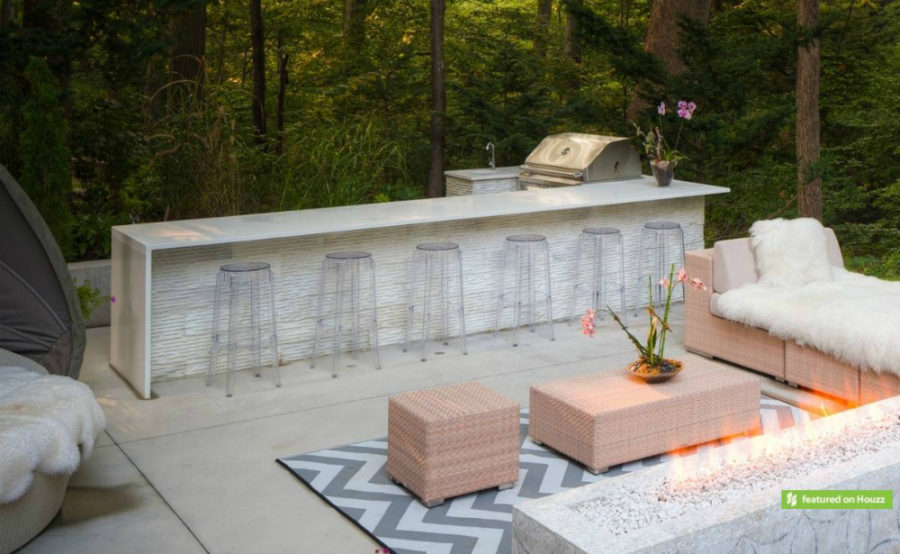 modern outdoor bar designs photo - 9