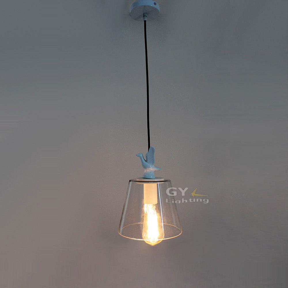 modern pendant lighting bedroom photo - 2