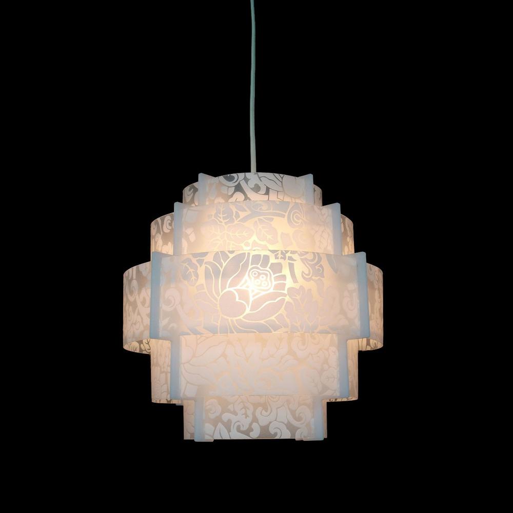 modern pendant lighting bedroom photo - 6