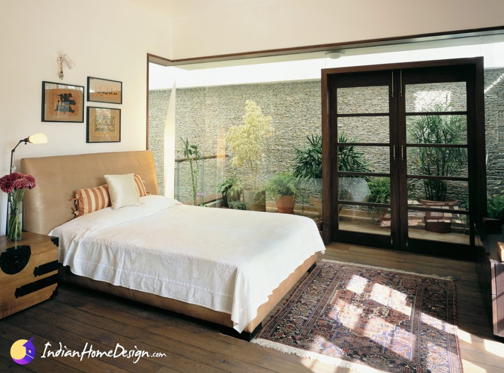 modern traditional bedroom ideas photo - 5