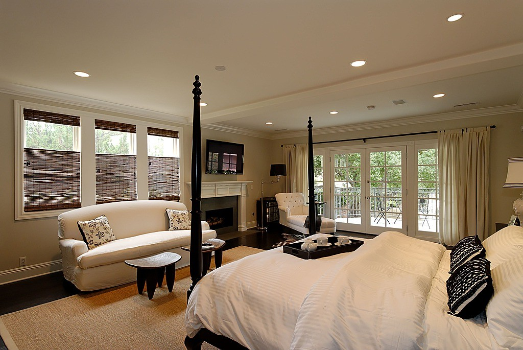 modern traditional bedroom ideas photo - 6