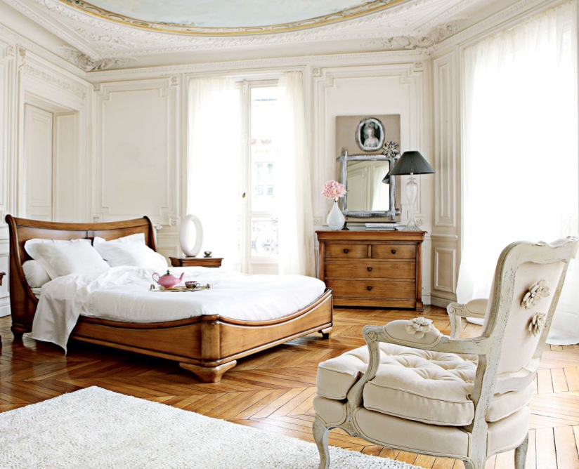 modern traditional bedroom ideas photo - 8