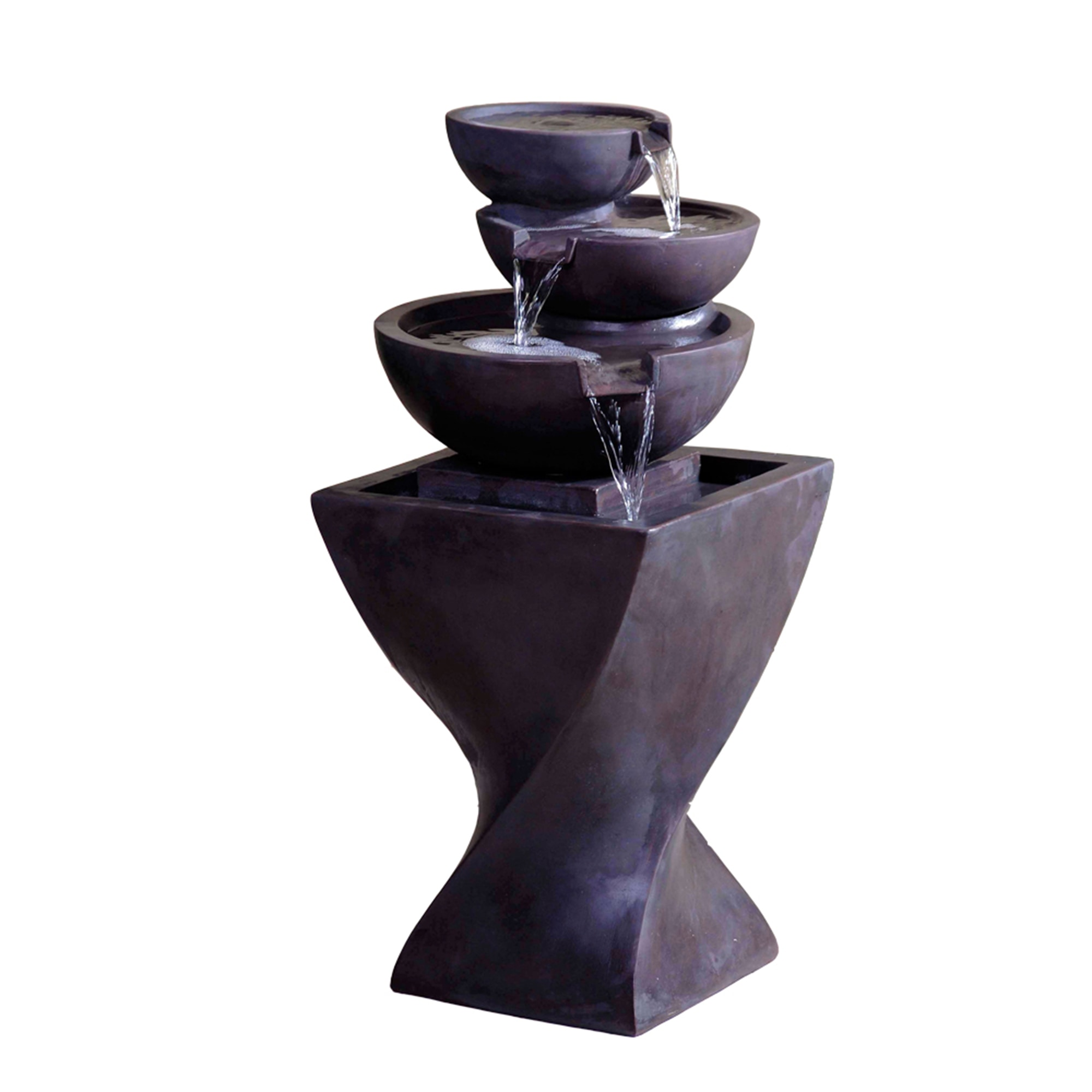 modern water fountains indoor photo - 3