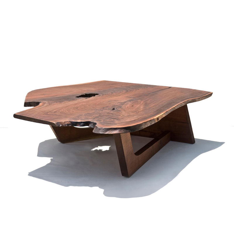 modern wood coffee table designs photo - 9