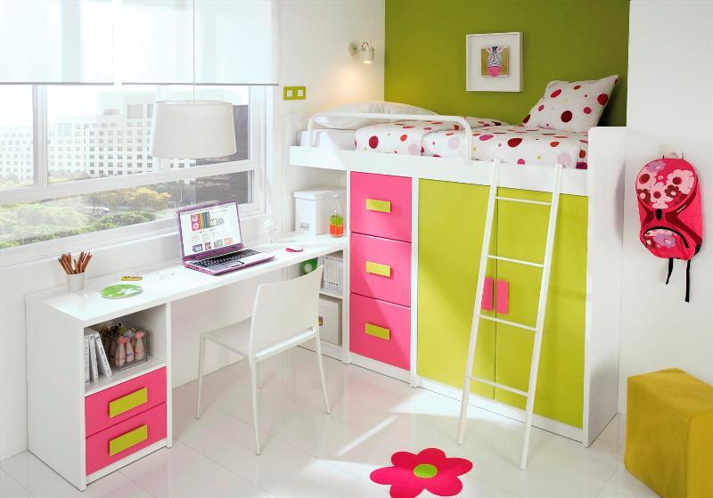 modular bedroom furniture for kids photo - 2
