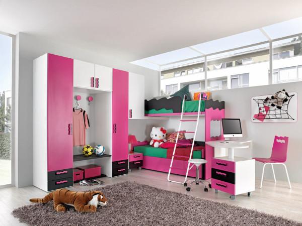 Modular bedroom furniture for kids | Hawk Haven