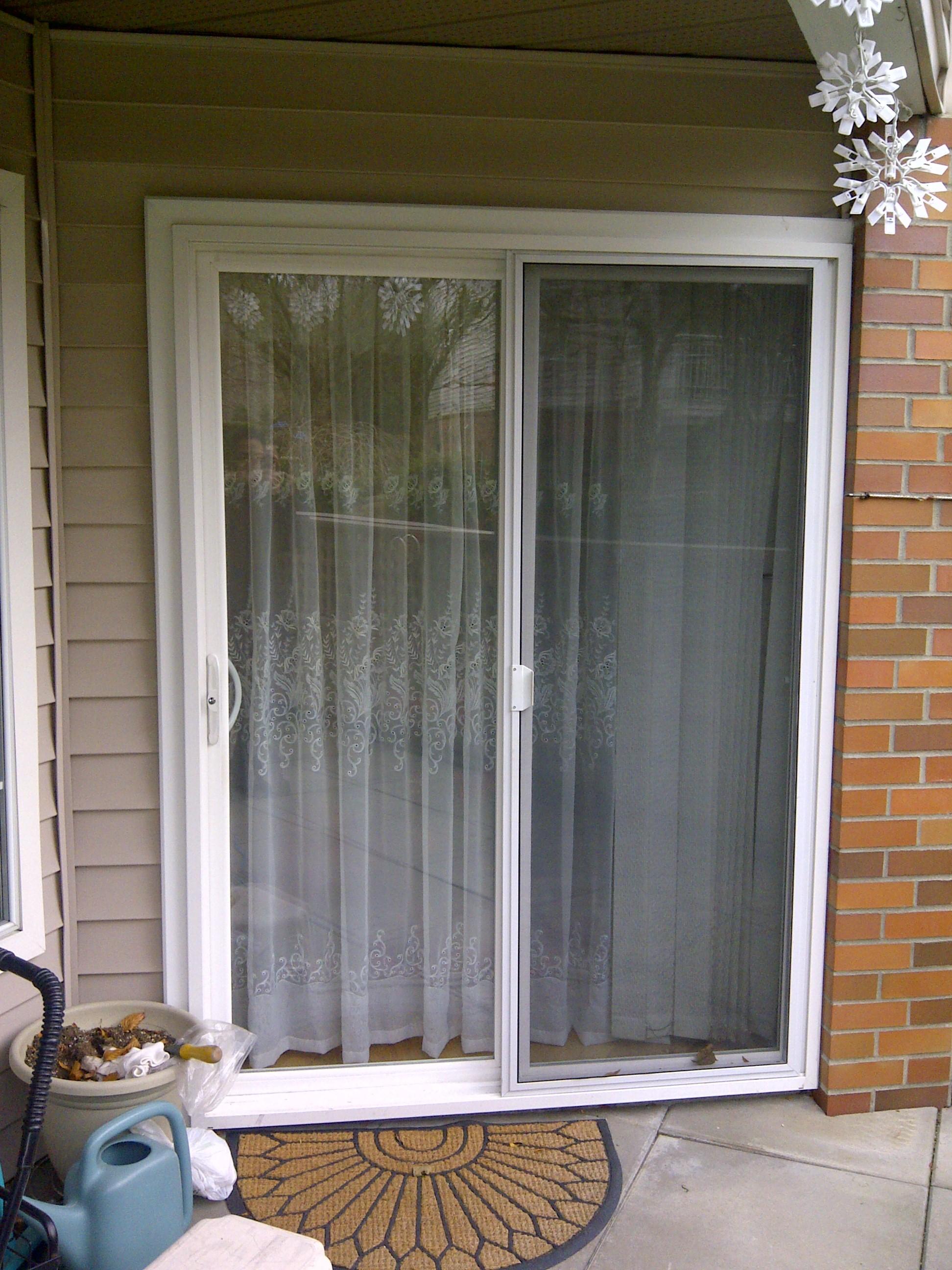 new patio sliding doors photo - 3