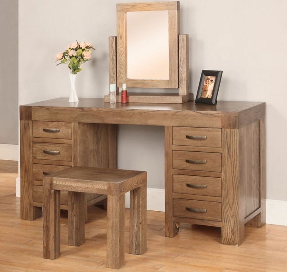 oak mirrored bedroom furniture photo - 8