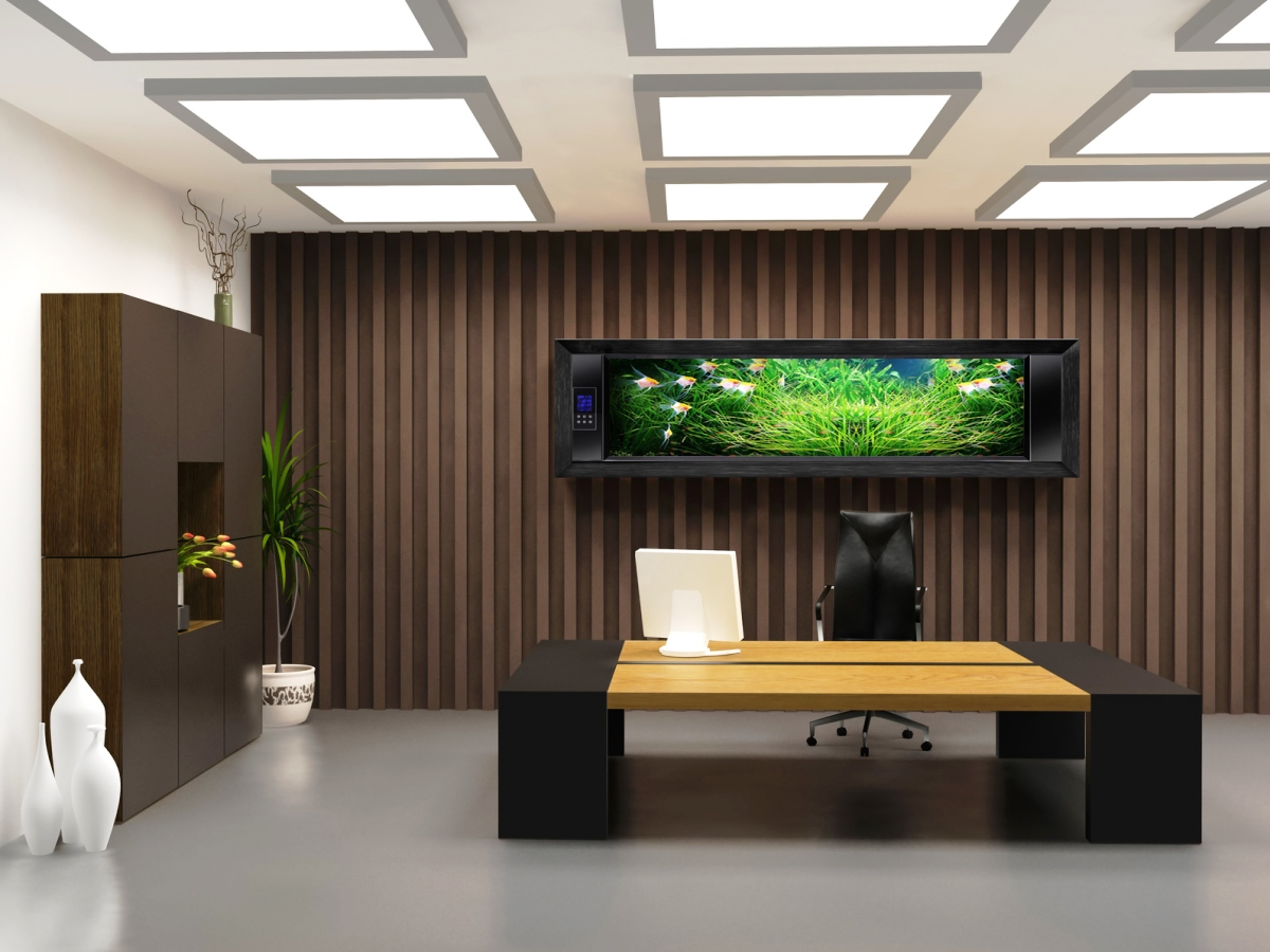 office wall decor for men photo - 4
