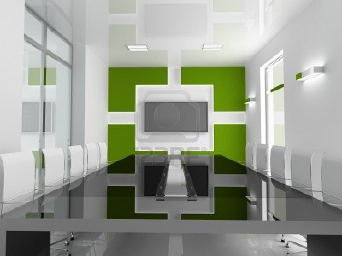office wall decor modern photo - 5