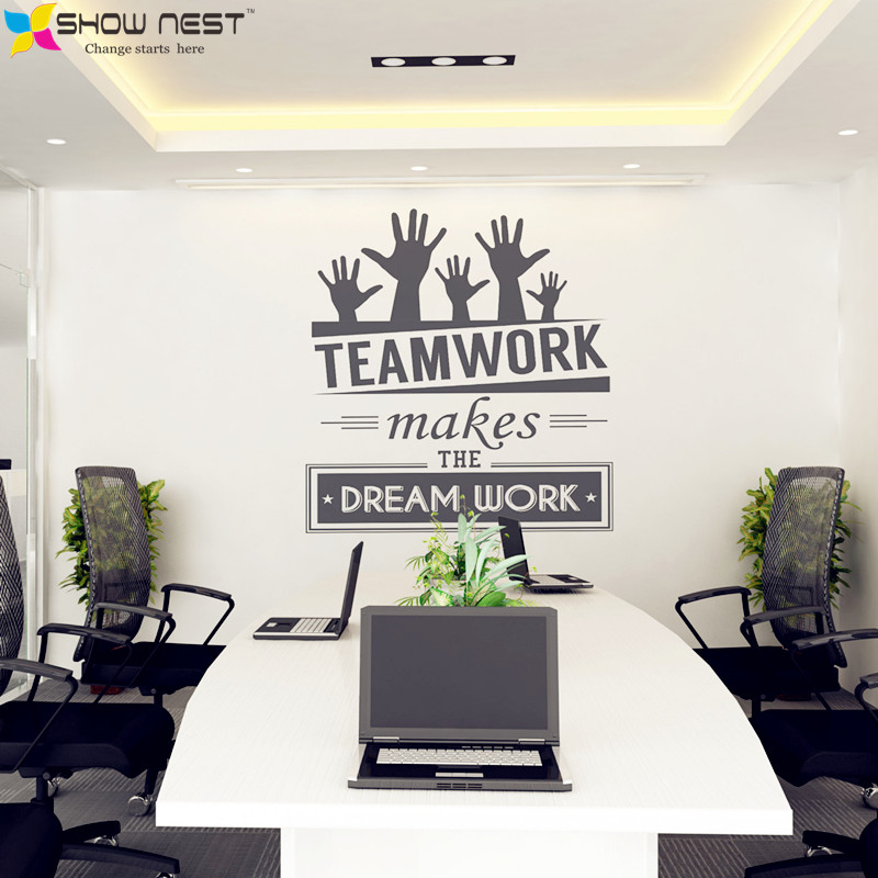Office Wall Decor Stickers Photo   4