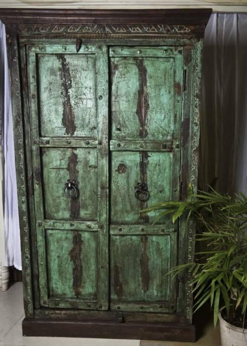 old green cupboard designs photo - 1