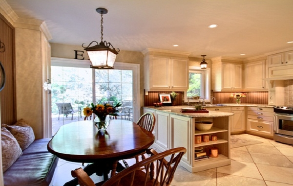 open country kitchen designs photo - 6