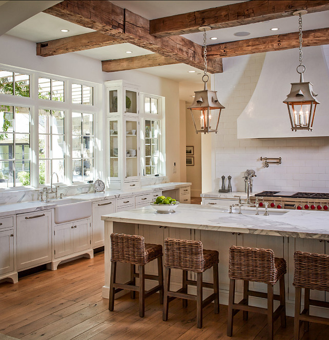 open french country kitchen photo - 5