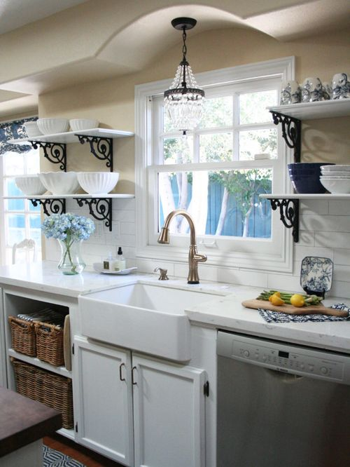 open french country kitchen photo - 6