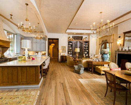 open french country kitchen photo - 9