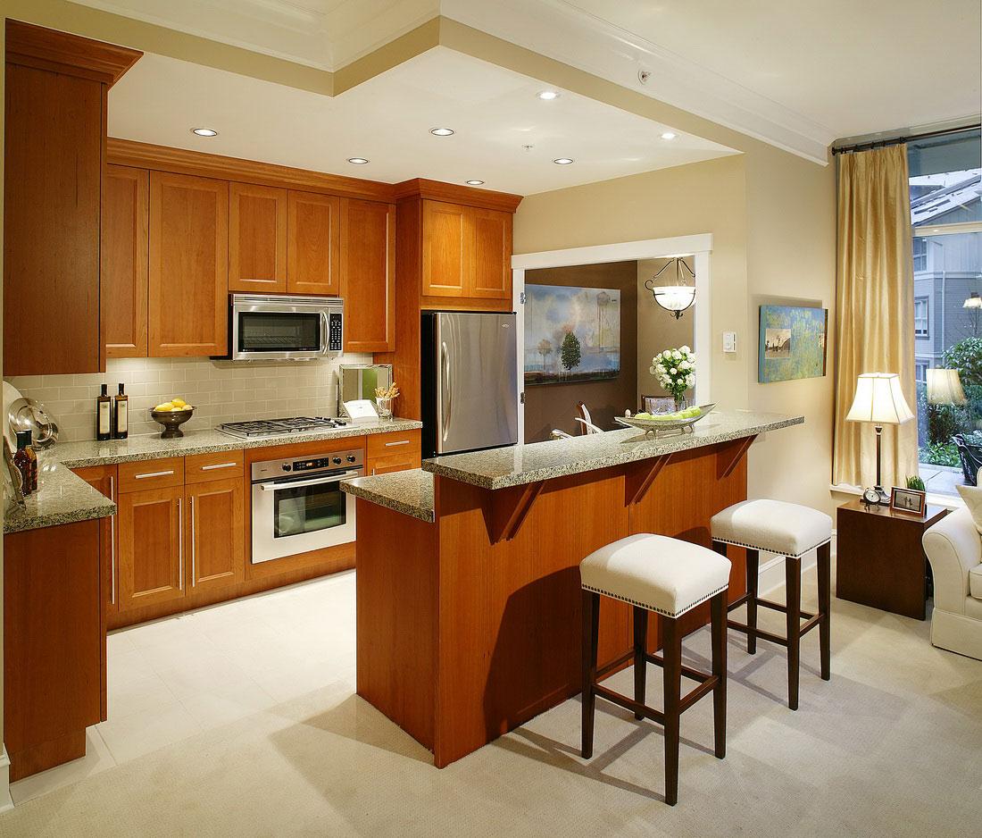 open kitchen cabinets ideas photo - 10