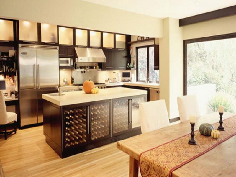 open kitchen cabinets ideas photo - 8