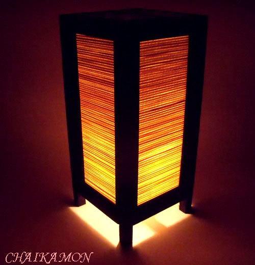 oriental bedroom lamp photo - 1