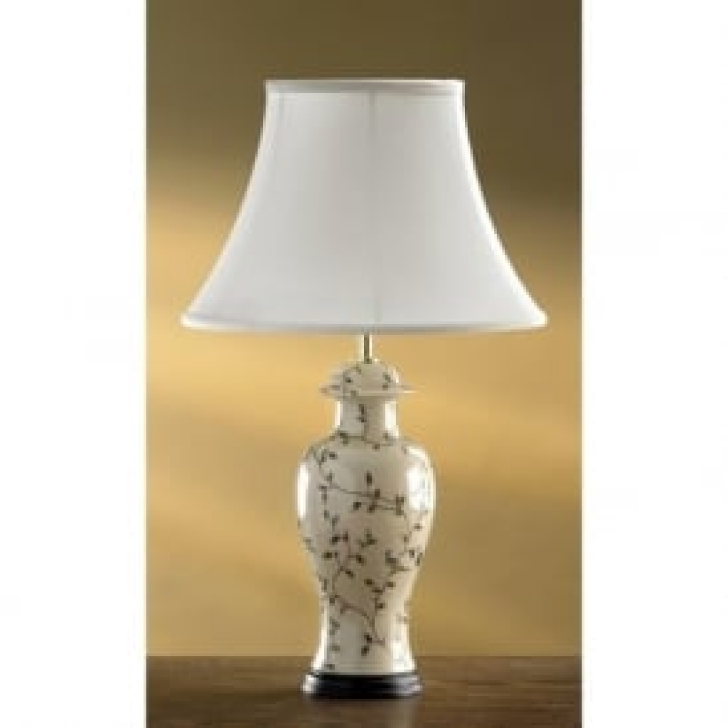 oriental bedroom lamp photo - 4
