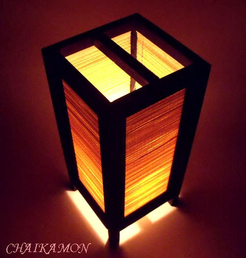 oriental bedroom lamp photo - 9