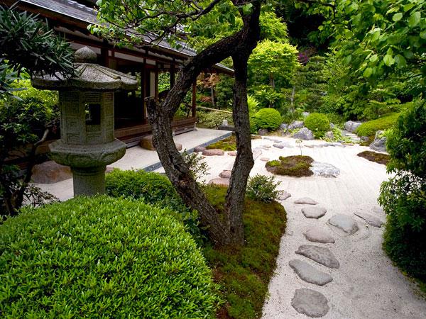 oriental garden design ideas photo - 7