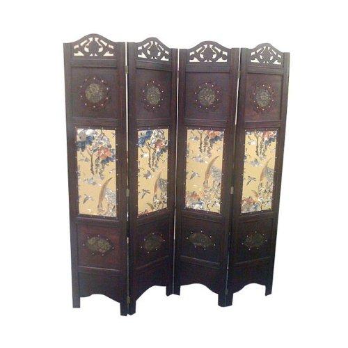 oriental room dividers antique photo - 8