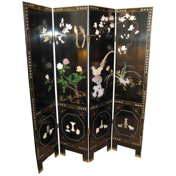 oriental room dividers screens photo - 3