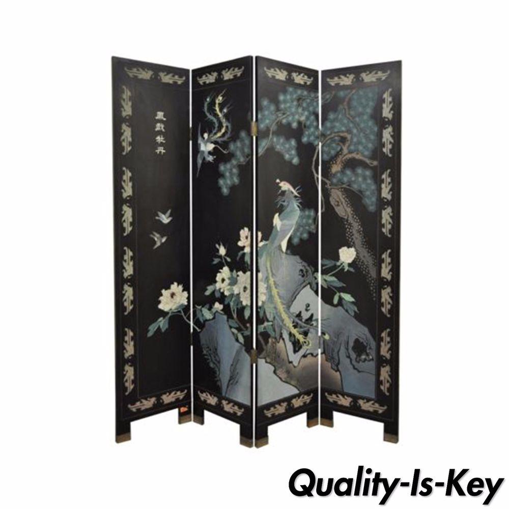 oriental room dividers screens photo - 6