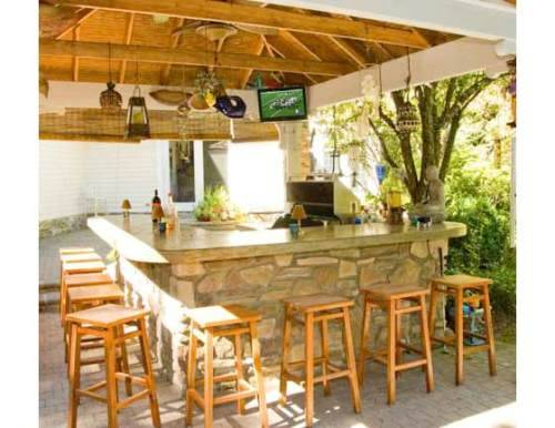 outdoor bar and grill designs photo - 9