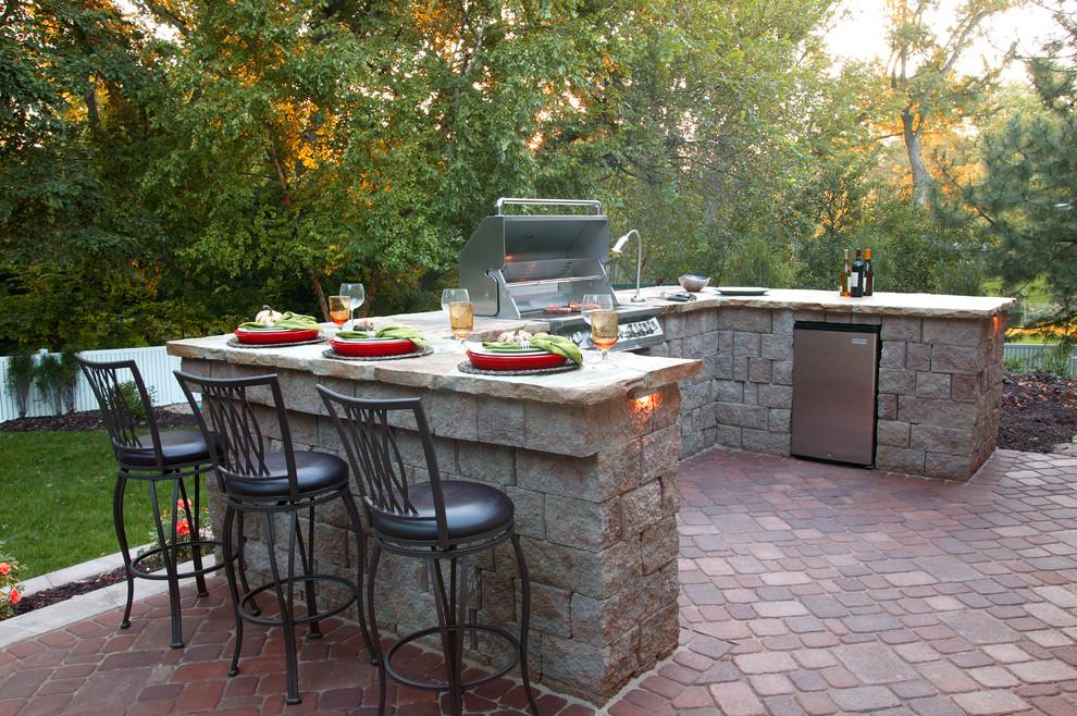 Outdoor bar grill designs | Hawk Haven