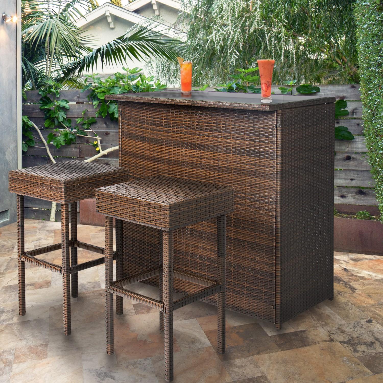 outdoor bar sets photo - 10