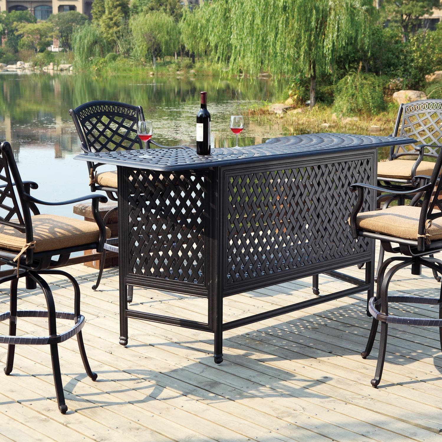 outdoor bar sets photo - 6