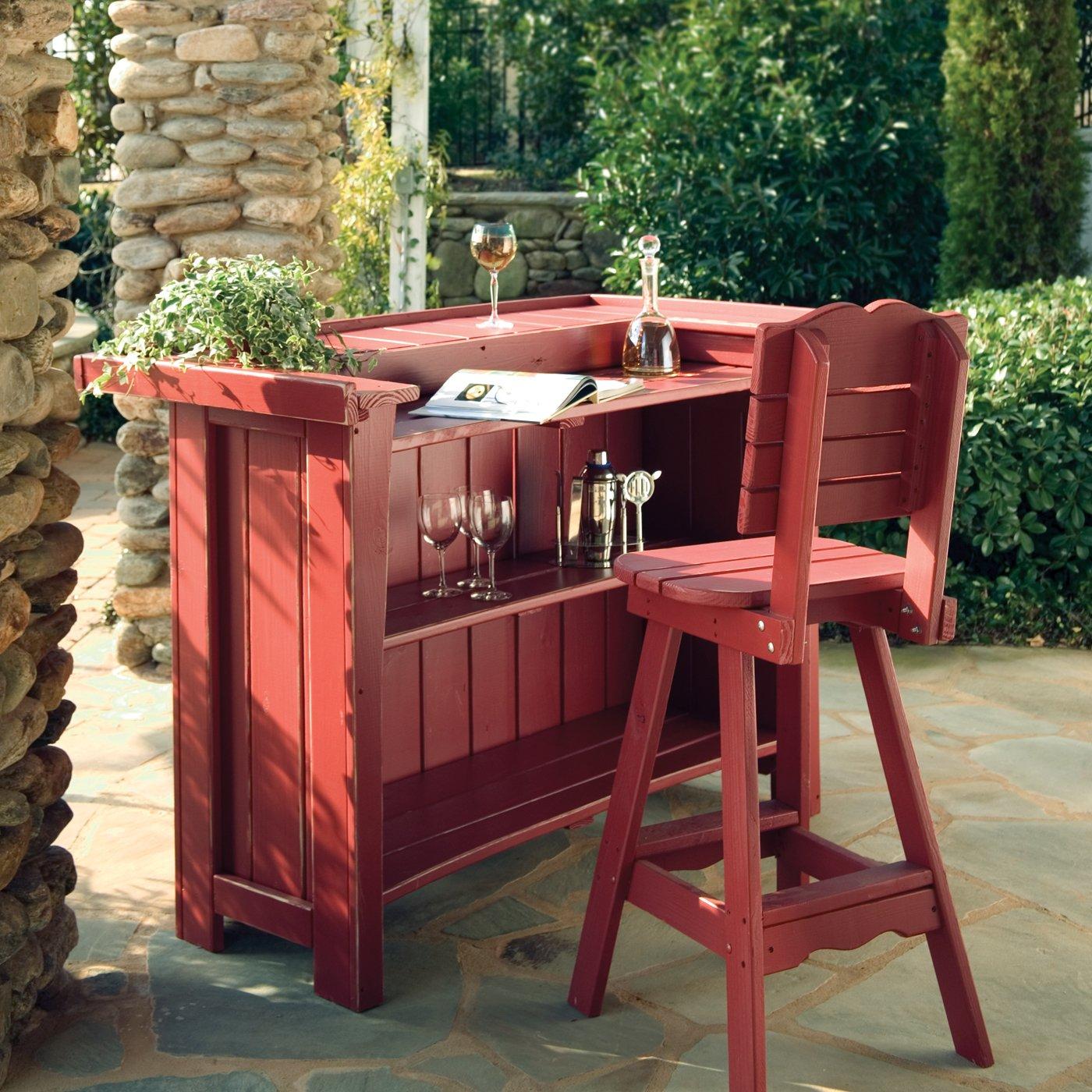 outdoor bar sets photo - 7