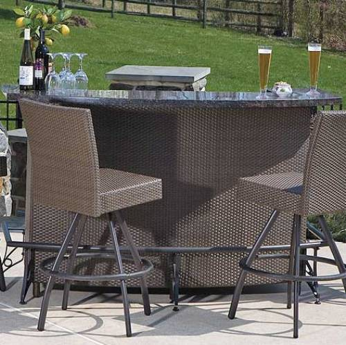 outdoor bar sets sears photo - 10