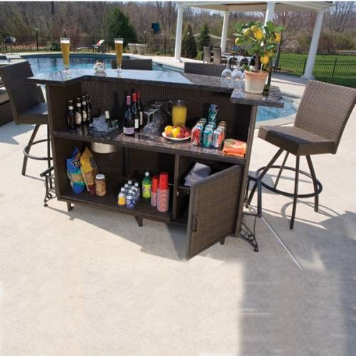 Delicieux Outdoor Bar Sets Sears Photo   8