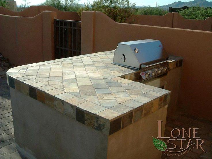 outdoor bar tile designs photo - 8