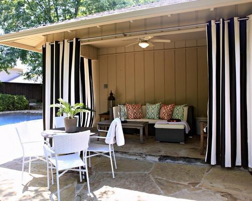 outdoor curtains ballard designs photo - 10