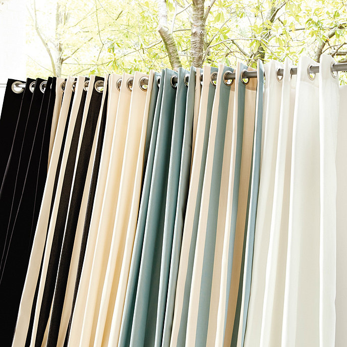 outdoor curtains ballard designs photo - 8