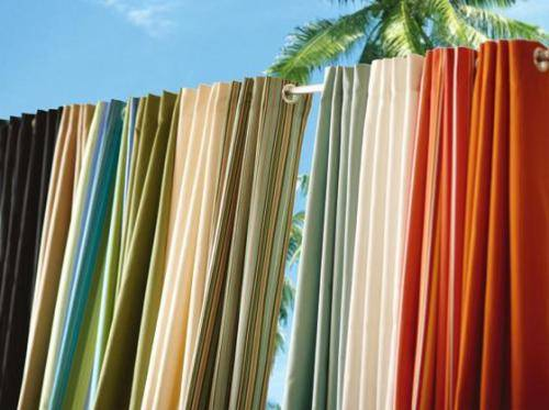 outdoor curtains clearance photo - 1
