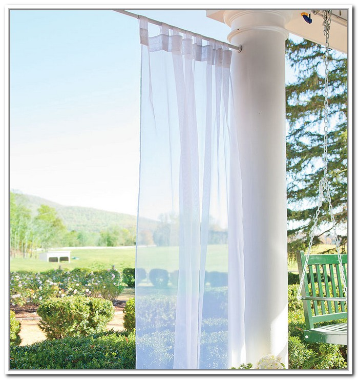 outdoor curtains clearance photo - 3